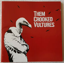 Them Crooked Vultures - CD - Same - 2009 - RCA – 88697 61936 2
