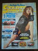 STARTER Giugno 1992 - Alba Parietti, BMW M5, Porsche 911 turbo, Alfa 155 Q4