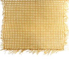 64,90€/m Wiener Geflecht Stuhl Stuhlgeflecht 70x50 cm - Gewebe aus Peddigschiene