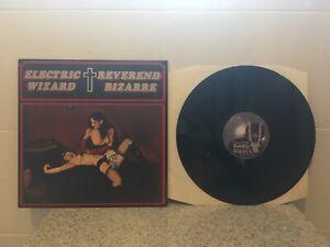 """electric wizard reverend bizarre split 12"""" vinyl record melvins moss kyuss qotsa"""