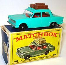 LESNEY MATCHBOX NO. 56 FIAT 1500 -  MINT BOXED