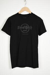 Hard Rock Café Punta Cana Homme Petit 3D Logo Imprimé Manche T-Shirt 35852_ G