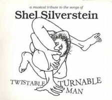 Various Artists Twistable Turnable Man a Musical Tribute to The Songs of Shel