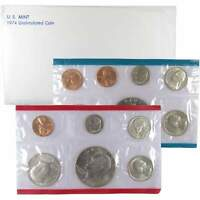 1974 U.S. Mint Uncirculated Set