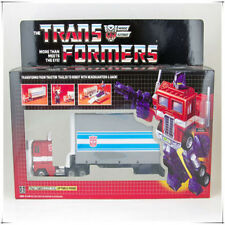 Transformers Optimes Prime G1 transformers optimus