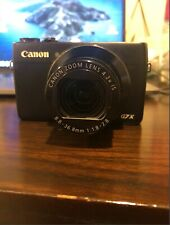 Canon PowerShot G7 X 20.2MP Digital Camera - Black