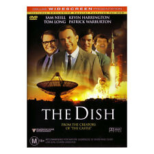 The Dish DVD Brand New Region 4 - Sam Neill Australia's True Space Mission Story
