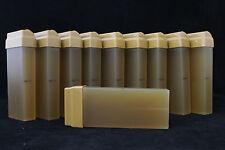 10 Wachspatronen Honig,Wachspatrone,Warmwachs Depilation ohne Vliesstreifen
