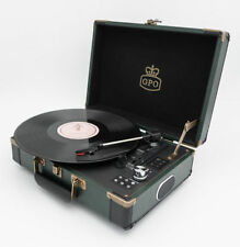 Direct Drive GPO Audio Record Players & Turntables