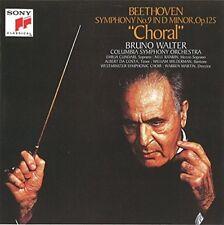 Bruno Walter - Beethoven: Symphony No. 9 [New CD] Japan - Import