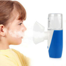 Portable 500mAh Rechargeable Ultrasonic Nebulizer Respirator Humidifier Handheld