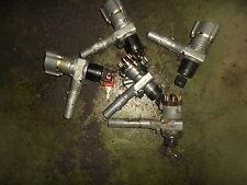 Lot 5x Zündschlösser mit Schlüssel Mercedes 200D-280TE/280CE W123 Benzin/Diesel