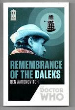 DOCTOR WHO PAPERBACK * REMEMBRANCE OF THE DALEKS * 50 YEARS COLLECTION