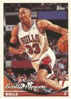Scottie Pippen  Topps 1993/94 - NBA Basketball Card #92
