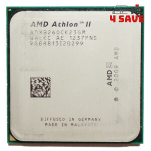 AMD Athlon II X2 B26 3.20GHz Socket AM2+ AM3 Desktop Processor CPU ADXB26OCK23GM