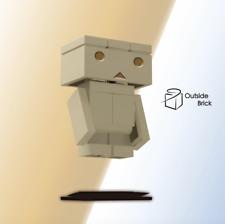 OUTSIDE BRICK Custom MOC Lego Cardboard