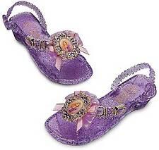 Disney Store Tangled Rapunzel Costume LightUp Shoe Size 13/1