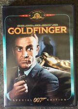 ** James Bond - Goldfinger, DVD, Special Edition, used, good condition!