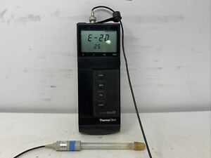 Thermo Orion Model 210A pH Meter W/ Accuser Probe MW0