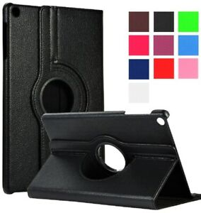 Leather Stand Rotating Case Cover Samsung Galaxy Tab A 10.1 SM-T510/515 2019