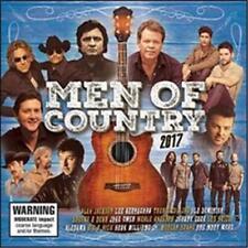 MEN OF COUNTRY 2017 2CD NEW Alan Jackson Lee Kernaghan Jake Owen Big & Rich