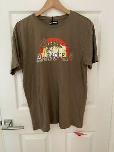 Men's Goodsould Brown T-Shirt -- Large