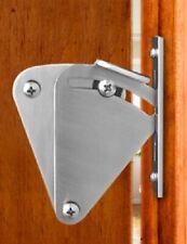 Sliding Door Teardrop Latch Wooden Sliding Barn Door Lock Latch Privacy NEW