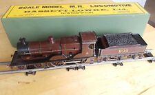 Bing O Gauge MR Class 2P Loco & Tender R/N 999 Clockwork Boxed