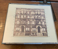 Led Zeppelin CD Physical Graffiti 1975 edition Japan Swan song SS200-2-1 rare *
