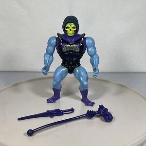 MOTU Battle Armor Skeletor Masters of the Universe Heman Vintage Complete Mexico