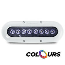OceanLED Colours X8 Spectrum Color LED Underwater Boat Light with Fishing Strobe