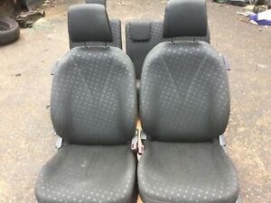TOYOTA YARIS MK2 INTERIOR FRONT AND REAR SEATS 3DOOR