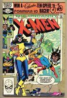 Uncanny X-Men #153-1982 fn/vf 7.0 Marvel Comics Kitty Pryde Dave Cockrum