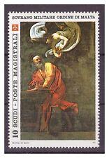 SMOM 1985 -  CARAVAGGIO  -   NUOVO  **