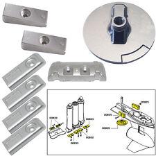 Tecnoseal Anode Kit w/Hardware - Mercury Verado 6 - Magnesium
