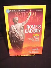 National Geographic September 2014 Nero Rises From The Ashes
