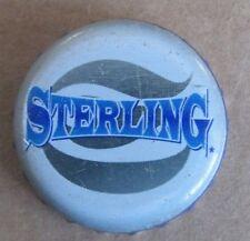 STERLING NO DENTS BEER BOTTLE CAP