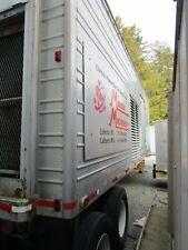 500kw Diesel Mobile Generator Set Detroit Diesel 16v71t