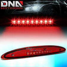 FOR 1997-2002 FORD EXPEDITION LED THIRD 3RD TAIL BRAKE LIGHT STOP LAMP RED LENS