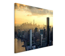 120x80cm Leinwandbild auf Keilrahmen New York City