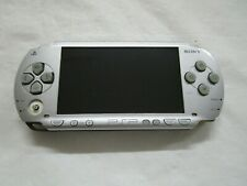 E617 Sony PSP 1000 console Silver Handheld system Japan nx