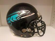GAME USED 1995 Riddell CFL Birmingham Barracudas Helmet #28
