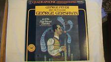 George Feyer plays the Essential George Gershwin Vanguard Quadraphonic 40039/40