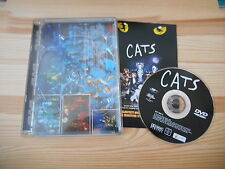 DVD Musik Andrew Lloyd Webber : Cats Musical (~120 min) REALLY USEFULL FILMS