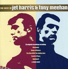 Jet Harris - The Best of Jet Harris and Tony Meehan [CD]