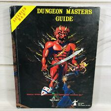 AD&D Dungeon Masters Guide, TSR 1979 revised  edition # 2011