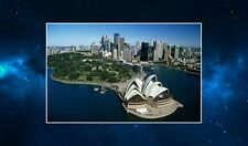 Sydney Opera House Fridge Magnet NEW. Travel Souvenir. Australia