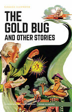 Classics Illustrated Hardback The Gold Bug and Other Stories (Poe) (Brand New)