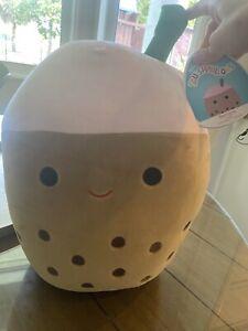 Squishmallow - Bernice The Boba Tea - 12 inch Plush Toy
