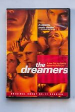 The Dreamers (Uncut Nc-17 w/ clipping) [Like new; Dvd, Bertolucci, 2004]